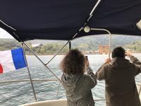 アドリアマールで宮島参拝 - San Marinoの海を越えて