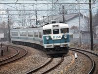80年代 153系新快速その11 - 『タキ10450』の国鉄時代の記録