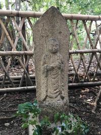 秋篠寺、石仏 - とりさんの寡黙な日記帳
