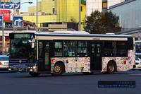 (2018.2) 名古屋市交通局・NH-17 - バスを求めて…