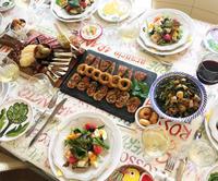 【レッスン】ゆききーな先生のカラブリア料理クラス - casa del sole