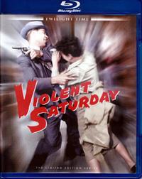 「恐怖の土曜日」Violent Saturday  (1955) - なかざわひでゆき の毎日が映画三昧
