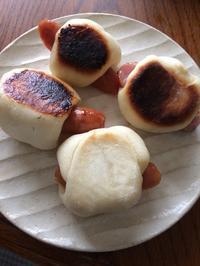 作りおきパン・ウインナーパン - 道草日和。