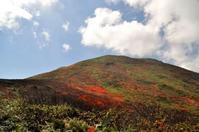 錦秋の栗駒、須川高原温泉から周回コースを行く~2014年9月 栗駒山 - 殿様な山歩き