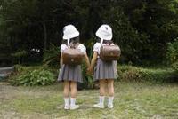 チビちゃん達は二人揃って大学に進学しました。 - 京の杜