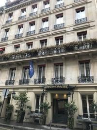 パリのオススメのホテル(L'Hôtel Daniel Paris) ~2018年3月編~ - おフランスの魅力