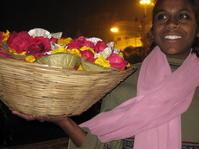 過去の海外旅行写真からインドの物売り - ゆらりっぷ -yurari's trip-