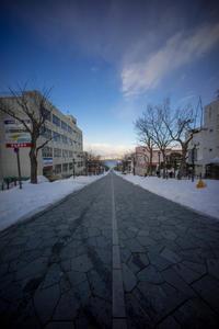 春に続く道 - Azzurro Nuvola