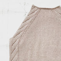 ラグランスリーブ - セーターが編みたい!