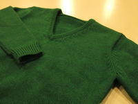 """""""TheThreeRobbers FRENCH WARMTH SWEATER""""ってこんなこと。 - THE THREE ROBBERS ってこんなこと。"""