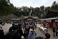 初詣・熊野大社 - じじ & ばば の Photo blog