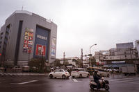 World of film photography -Takadanobaba(a.m.)- #13 - jinsnap (weblog on a snap shot) -origin-