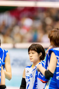木村美里 ~東レアローズ~ - Tatsuya Uehara Photo Blog S