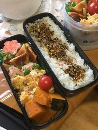 4月11日(水) - 高校男子弁当ときどき趣味&動物