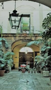 パレルモの貴族の館「フリードリッヒ伯爵邸」 - シチリア島の旅ノート