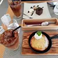 Hill Rd.Cafe / ヒルロードカフェ * お茶タイムに再訪 - ぴきょログ~軽井沢でぐーたら生活~