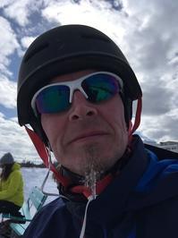 今年最後のスケート - フィンランドでも筆無精