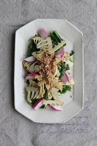タケノコでサラダ - Nasukon Pantry