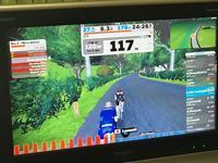 今日もWAHOOで、ZWFIT (*≧∀≦*) - きりのロードバイク日記