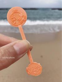 ペコちゃん - on the shore