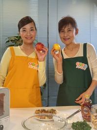 江戸川区の動画撮影でした。 - 料理研究家ブログ行長万里  日本全国 美味しい話