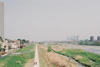 Tama River - パトローネの中