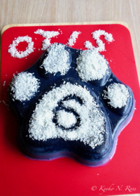 "Happy 6th birthday Otis! - Jasper's Journal ""Sketchbook"" vol, 3"
