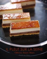 フランス伝統菓子「ガトーサンマルク」Gâteau Saint Marc - Cucina ACCA