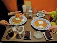 600と 601と 602 - 菓子と珈琲 ラランスルール♪ 店主の日記。