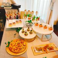 フィンガーフードレッスン開催しました - Cynthia Diary   Quiche &Finger Food