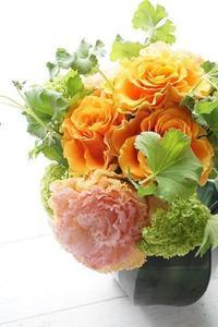 アイロニー花deグループレッスン♪ - お花に囲まれて