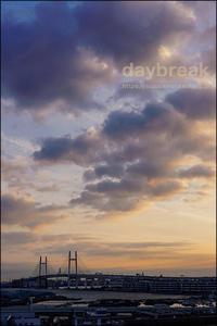 daybreak - すずちゃんのカメラ!かめら!camera!