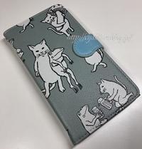 猫のスマホケースとパスケース - 毎日が好奇心!