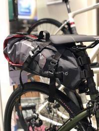 アドベンチャーロードを楽しむ為の必須アイテム - きりのロードバイク日記