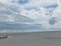 波打ち際の空 - on the shore