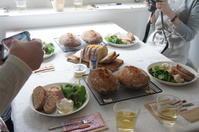 カンパーニュは楽しさ広がります♪ - launa パンとお菓子と日々のこと