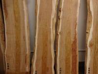 朱里桜(シュリザクラ) - SOLiD「無垢材セレクトカタログ」/  材木店・製材所:新発田屋(しばたや)