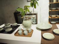 竹本ゆき子陶展2 - うつわshizenブログ