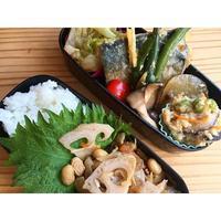 鯖味噌煮BENTO - Feeling Cuisine.com