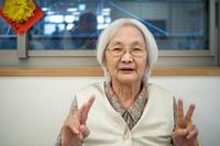 母・85歳、元気です。 - ライカとボクと、時々、ニコン。