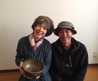 安曇野シャロムヒュッテ&シャンティクティの臼井ご夫妻が遊びにいらして下さいました - 毎日がセンス・オブ・ワンダー