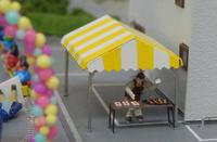 レイアウトに挑戦!(ホ)~ 54.イベント会場の小物を作る(6) - 【趣味なんだってば】 鉄道模型とジオラマの製作日記
