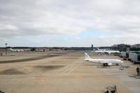 家族で成田 その12 第3ターミナルからの撮影 - 南の島の飛行機日記