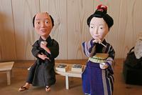 春のにぎわい ー 直 人形作品展 ー のお知らせ - 安曇野建築日誌