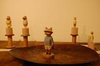 「木村藤一の小さな動物達」21日までとなります。 - アゲルはクラフトの畑