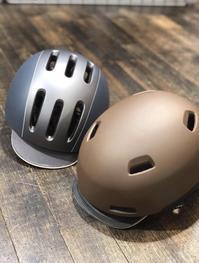 アドベンチャーロードや通勤に最適なカジュアルヘルメット! - きりのロードバイク日記
