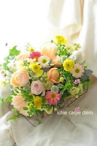 2018年母の日ギフトのお知らせ - 一会 ウエディングの花