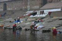 過去の海外旅行写真からインド・ガンジス川② - ゆらりっぷ -yurari's trip-