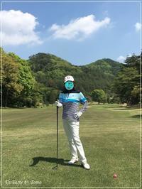 ゴルフと薔薇…季節ね(^^♪ - T's Taste