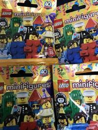 【LEGO】ミニフィギュア誕生40周年 を高値で買う。 - DAY BY DAY